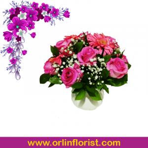 bunga meja jakarta 6