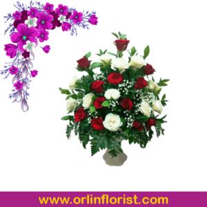 bunga meja jakarta 8