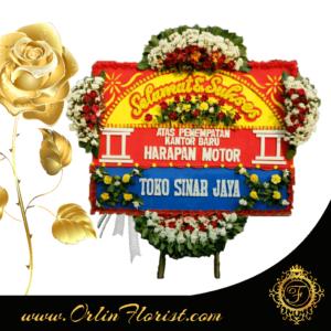 bunga papan congratulation di jakarta