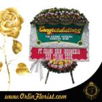 toko bunga papan pembukaan di bekasi