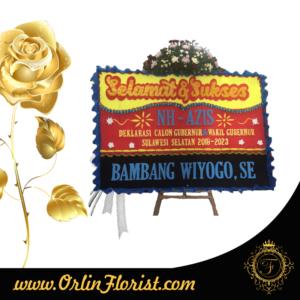 toko bunga congratulation di makassar