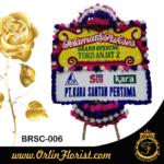 karangan bunga papan congratulation di brebes