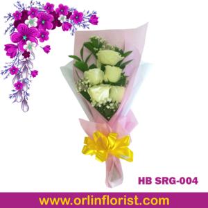 handbouquet bunga tangan di sragen