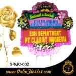bunga papan selamat dan sukses di sragen