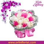 toko buket bunga singosari