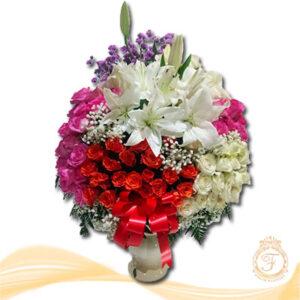 Bunga Meja Hari Ibu BM-006