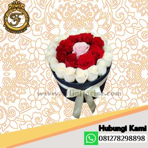 Bloom Box Mawar Valentine Vallen-015