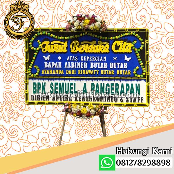Bunga Duka Cita Pangkal Pinang PKOD-001