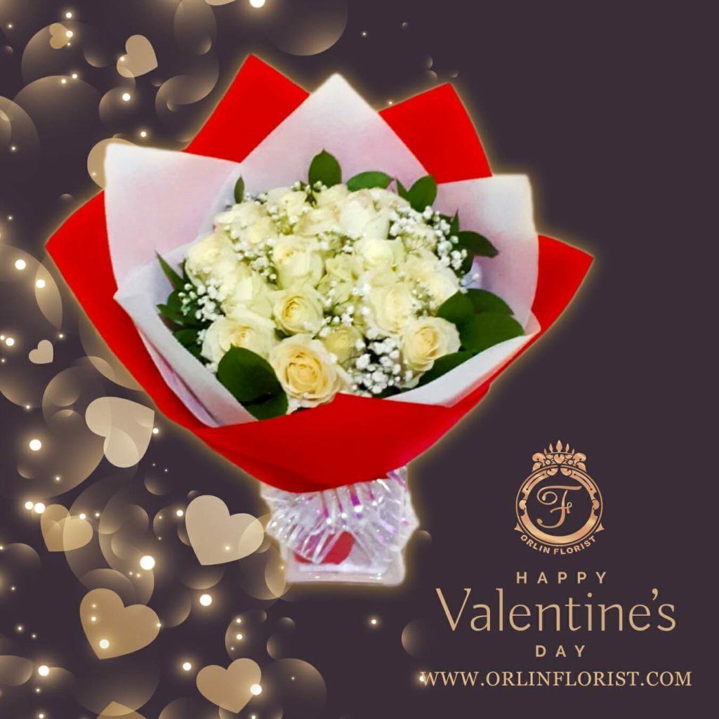 Toko Bunga Valentine Di Cilodong Depok