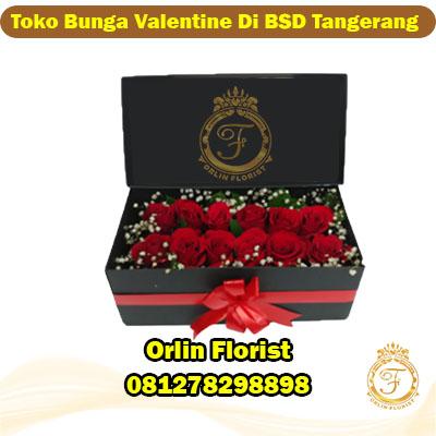 toko bnga valentine di bsd tangerang