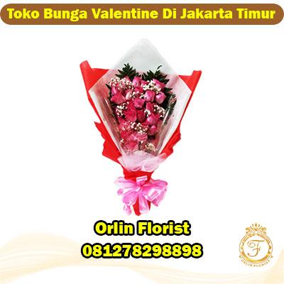 toko bunga valentine di jakarta timur