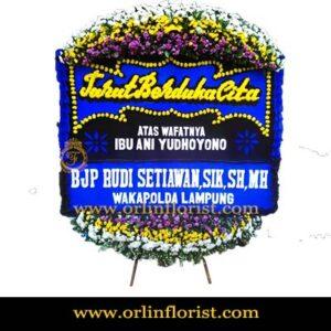 Bunga Papan Duka Cita Jakarta Barat OJKTD-025