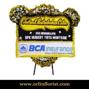 Bunga Papan Duka Cita Jakarta Timur OJKTD-017