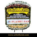 Bunga Papan Duka Cita Jakarta Utara OJKTD-023