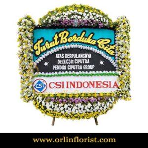 Bunga Papan Duka Cita Tangerang OJKTD-021