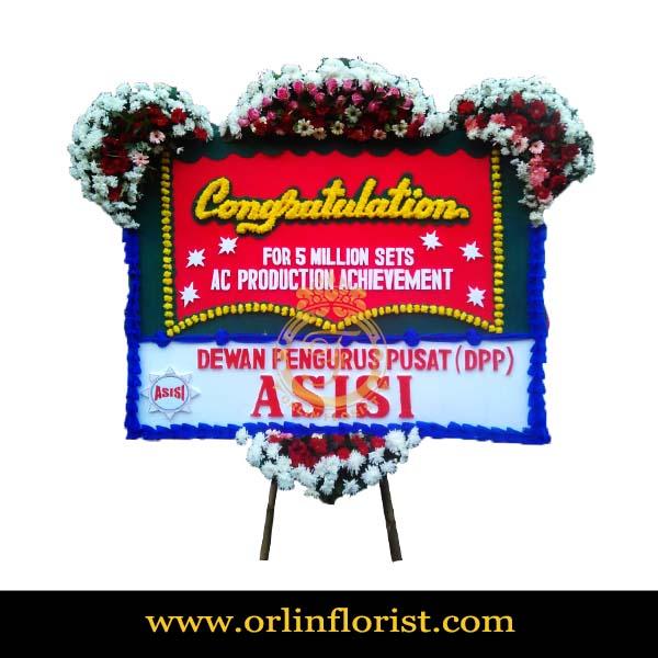 Bunga Papan Congratulation OJKTC-011