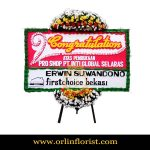 Bunga Papan Congratulations Jakarta OJKTC-001