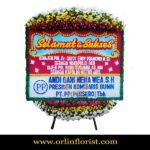 Bunga Papan Selamat dan Sukses OJKTC-012