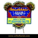 Karangan Bunga Selamat dan Sukses Jakarta OJKTC-010