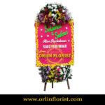 Bunga Papan Selamat dan Sukses Kecil OCGK-002