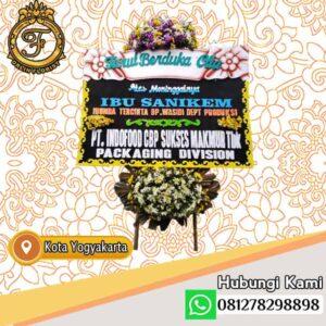 Bunga Papan Duka Cita Yogyakarta DIY-014