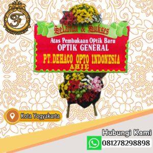 Bunga Papan Selamat dan Sukses Yogyakarta DIY-0012