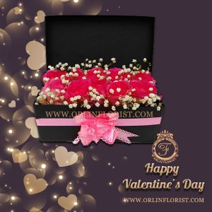 bloom box kotak pink orlin