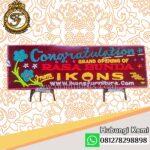 Bunga Papan Congratulations MDN-010