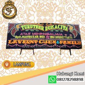Bunga Papan Duka Cita Lampung LMP-002