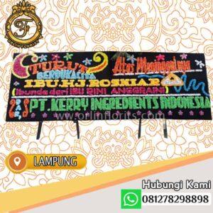 Bunga Papan Duka Cita Lampung LMP-006
