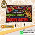Bunga Papan Opening Lampung LMP-007