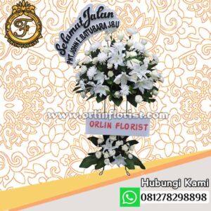 Standing flowers duka cita jakarta STD-003