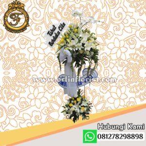 Standing flowers duka cita jakarta std-004